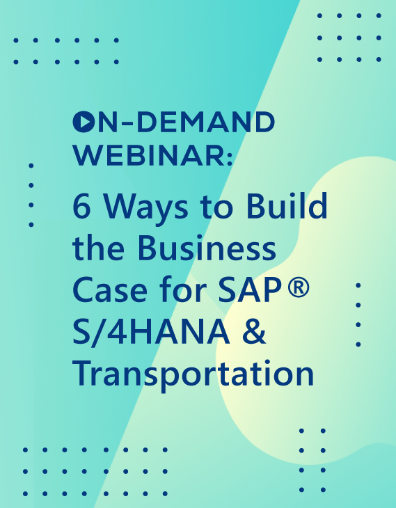 Webinar s4hana business case downloadable preview