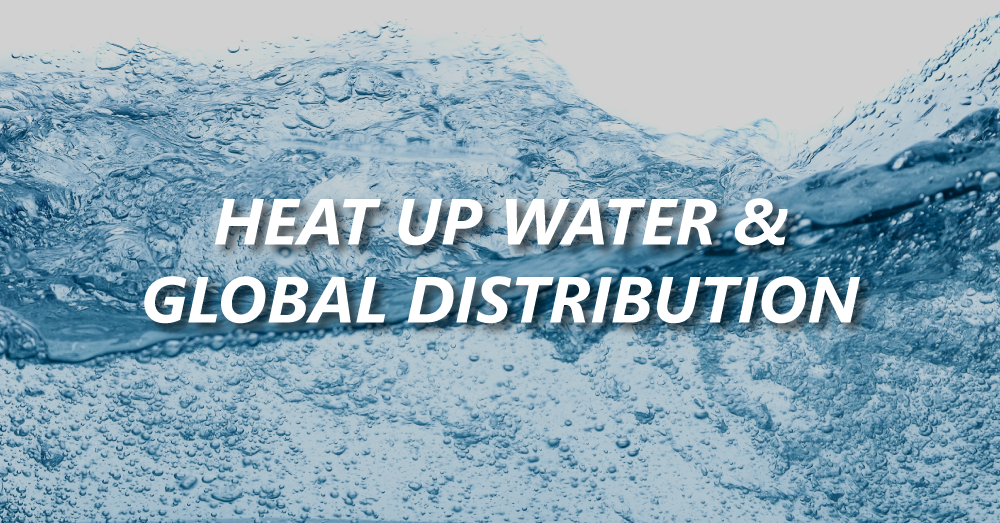 A. O. Smith heats up water & global distribution