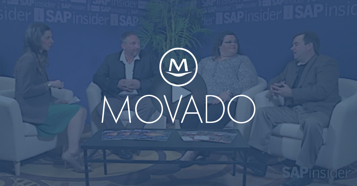 Movado and ShipERP Conversation Video