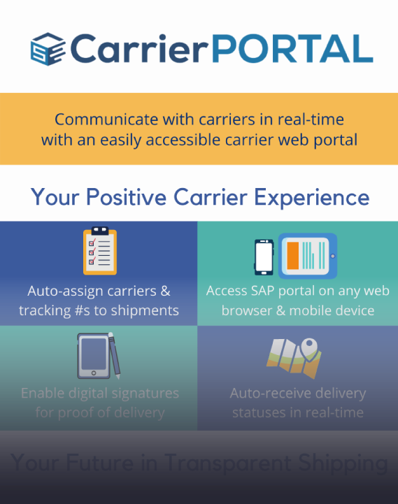 CarrierPORTAL Infographic Preview Teaser