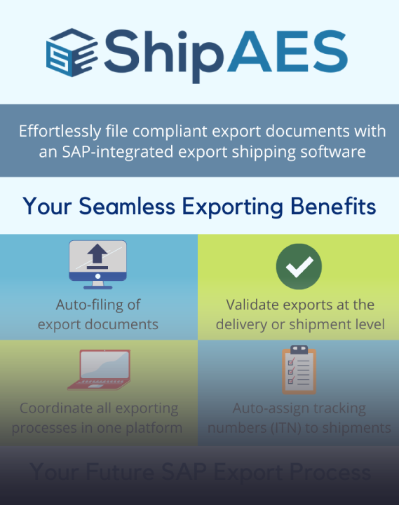 ShipAES Infographic Preview Teaser